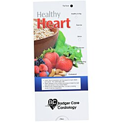 View a larger, more detailed picture of the Healthy Heart Pocket Slider