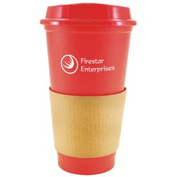 View a larger, more detailed picture of the Sip in Style Coffee Tumbler - 16 oz