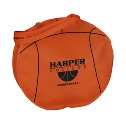 View a larger, more detailed picture of the Basketball Tote - Overstock