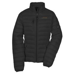 View a larger, more detailed picture of the Whistler Light Down Jacket - Ladies - 24 hr
