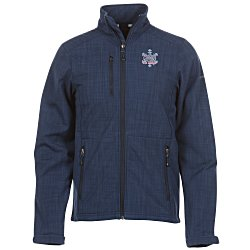 View a larger, more detailed picture of the Eddie Bauer Crosshatch Soft Shell Jacket - Men s
