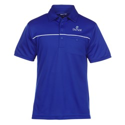 View a larger, more detailed picture of the Piped Welt Pocket Polo