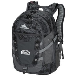 View a larger, more detailed picture of the High Sierra Tactic Laptop Backpack
