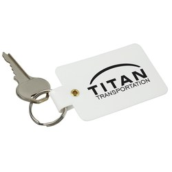 View a larger, more detailed picture of the Punchable Key Tag - Small - Closeout