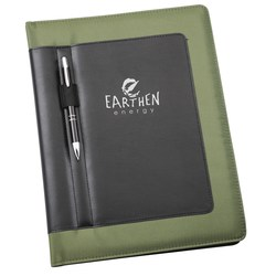 View a larger, more detailed picture of the Color Frame Writing Pad - Closeout