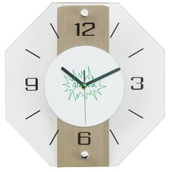 View a larger, more detailed picture of the Mod Wall Clock