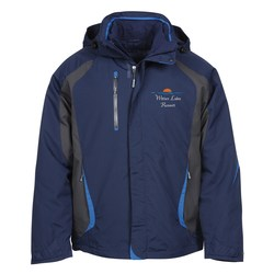 View a larger, more detailed picture of the Height 3-In-1 Insulated Jacket - Men s