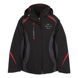 View a larger, more detailed picture of the Height 3-In-1 Insulated Jacket - Ladies