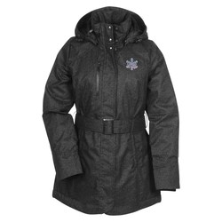 View a larger, more detailed picture of the Enroute Textured Insulated Jacket - Ladies