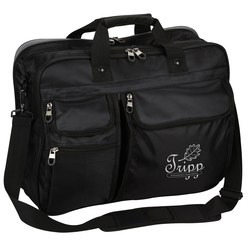 View a larger, more detailed picture of the Vanguard Laptop Bag - Closeout
