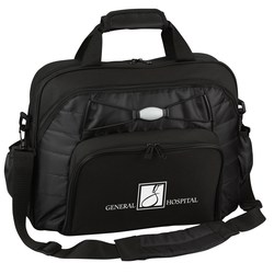 View a larger, more detailed picture of the Contour Laptop Bag II - Screen - Closeout