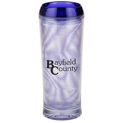 View a larger, more detailed picture of the Whirls Denali Travel Tumbler - 18 oz