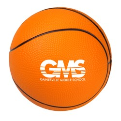 View a larger, more detailed picture of the Foam Basketball - 4