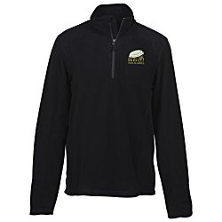 View a larger, more detailed picture of the Storm Creek 1 4 Zip Microfleece - Men s