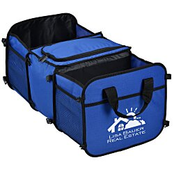 View a larger, more detailed picture of the Tailgater Trunk Cooler Organizer