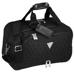 View a larger, more detailed picture of the Guess Signature Travel Laptop Tote