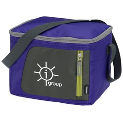 View a larger, more detailed picture of the KOOZIE&reg Sporty 6-Pack Kooler