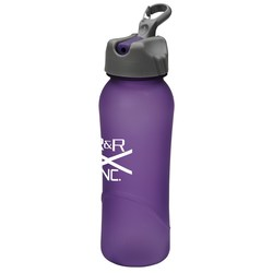 View a larger, more detailed picture of the Smooth Move Sport Bottle - 24 oz