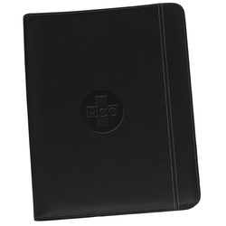 View a larger, more detailed picture of the Ultimate Zippered Tablet Portfolio