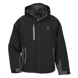 View a larger, more detailed picture of the Teton 3-in-1 Waterproof Jacket - Men s - TE Transfer