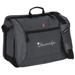 View a larger, more detailed picture of the Wenger Spirit Laptop Messenger