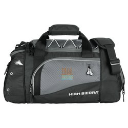 View a larger, more detailed picture of the High Sierra 21 Deluxe Sport Duffel - Embroidered