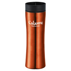 View a larger, more detailed picture of the 360 Sip Stainless Tumbler - 16 oz - 24 hr