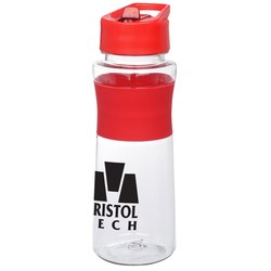 View a larger, more detailed picture of the Tritan Comfort Grip Bottle - 26 oz