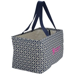 View a larger, more detailed picture of the Utility Tote - 12-1 2 x 22 - Sailing Compass