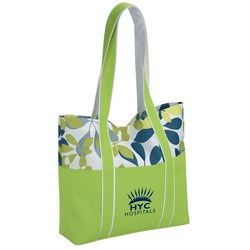 View a larger, more detailed picture of the West Hampton Tote - Butterfly