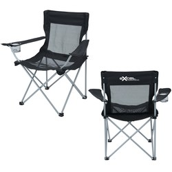 View a larger, more detailed picture of the Mesh Folding Camp Chair