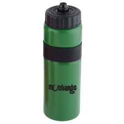View a larger, more detailed picture of the Sure-Snap Sport Bottle - 26 oz