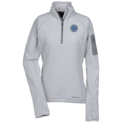 View a larger, more detailed picture of the Marmot Flashpoint 1 2 Zip Pullover - Ladies