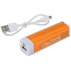View a larger, more detailed picture of the Portable Power Bank - 2200 mAh