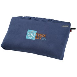 View a larger, more detailed picture of the Woolrich Camp Ridge Travel Pillow Throw