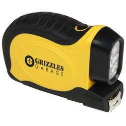View a larger, more detailed picture of the Mighty Tough Tape Measure Flashlight