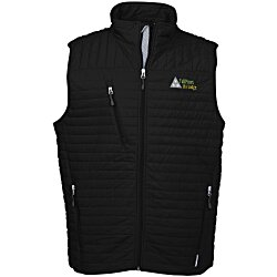 View a larger, more detailed picture of the Storm Creek Quilted Performance Vest - Men s