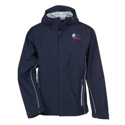 View a larger, more detailed picture of the Storm Creek Waterproof Rain Jacket - Men s