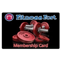 View a larger, more detailed picture of the Plastic Membership Card - Full Color Process - 015