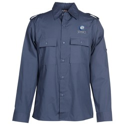 View a larger, more detailed picture of the Vortex Double Pocket Shirt - Men s