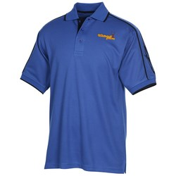View a larger, more detailed picture of the Redliner Performance Polo Shirt - Men s