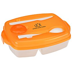 View a larger, more detailed picture of the Locking Lid Lunch Container