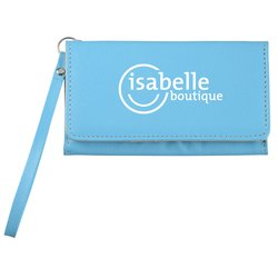 View a larger, more detailed picture of the Adele Cell Phone Wristlet