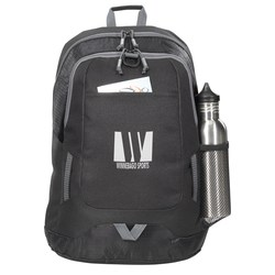 View a larger, more detailed picture of the Maverick Laptop Backpack