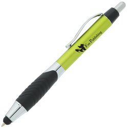View a larger, more detailed picture of the Wolverine Stylus Pen - Metallic
