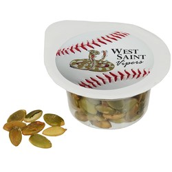 View a larger, more detailed picture of the Treat Cups - Pumpkin Seeds
