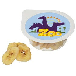 View a larger, more detailed picture of the Snack Cups - Banana Chips