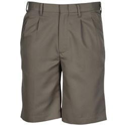 View a larger, more detailed picture of the Microfiber Pleated Transit Shorts - Men s