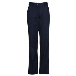 View a larger, more detailed picture of the Flat Front Utility Pants - Ladies