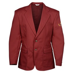 View a larger, more detailed picture of the Polyester Single Breasted Suit Coat - Men s